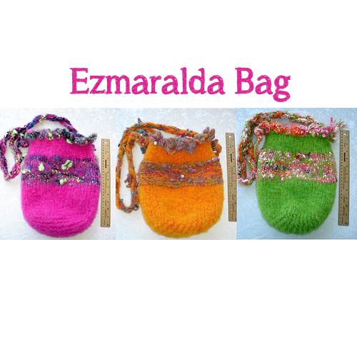 Ezmaralda Bag Pattern