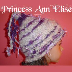 Princess Ann Elise Hat Pattern