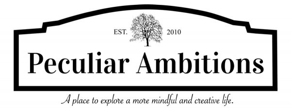 Peculiar Ambitions Logo